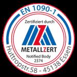 Zertifikat DIN EN 1090-1