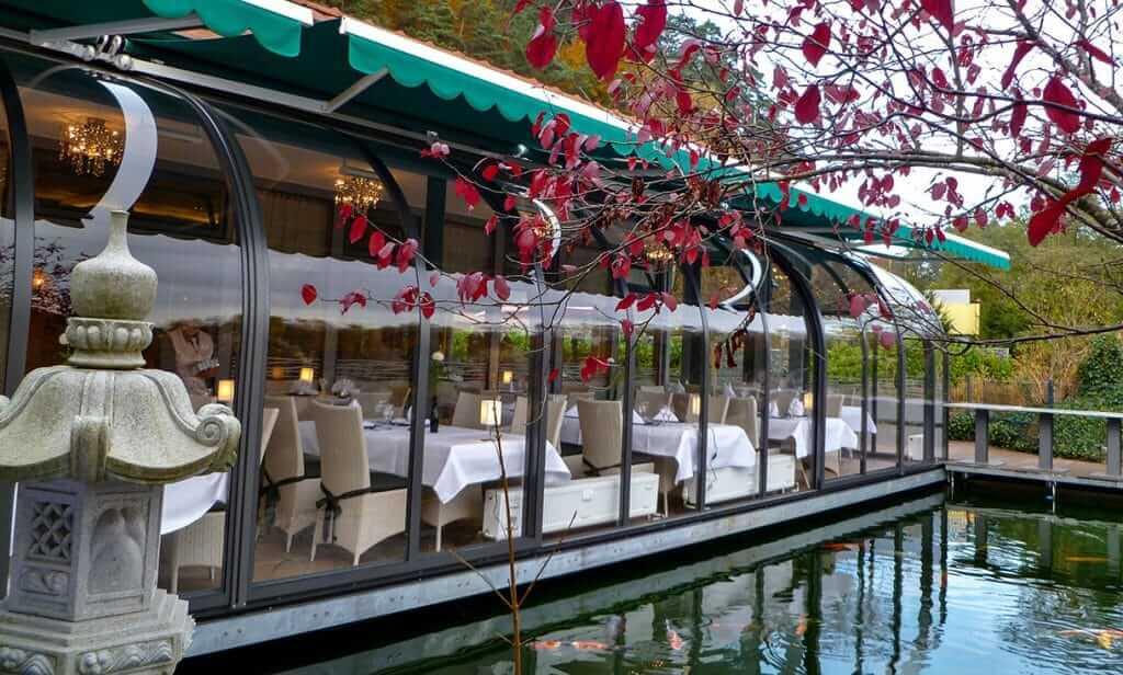 Gastronomie Terrassenüberdachung für Restaurant