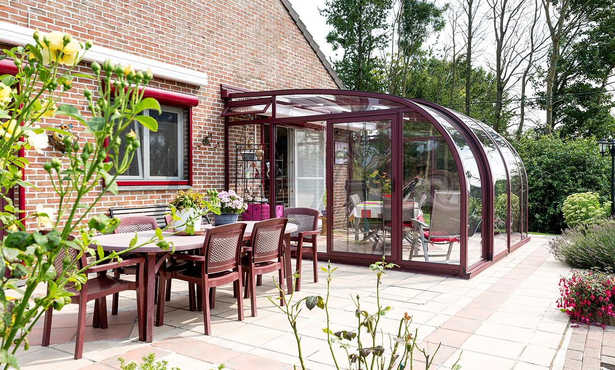 Die Preiswerte Alternative Zum Wintergarten Saphir Solar