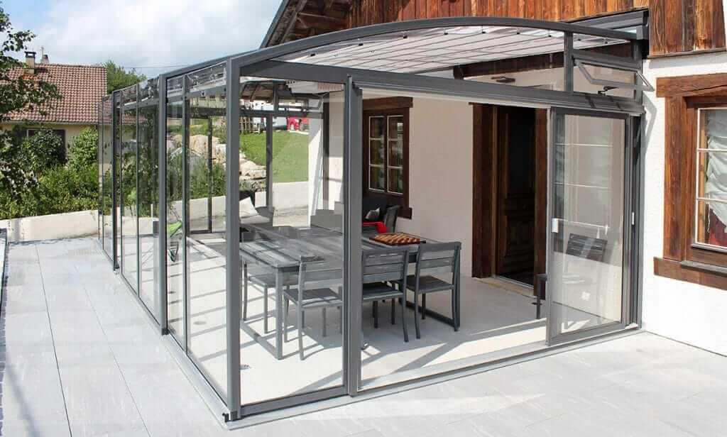 TOPAS solar veranda günstige Terrassenüberdachung
